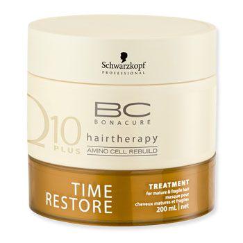 Bonacure Q10 Time Restore Treatment - Schwarzkopf