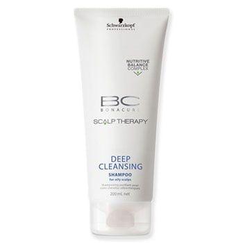Bonacure Scalptherapy Deep Cleansing Shampoo - Schwarzkopf