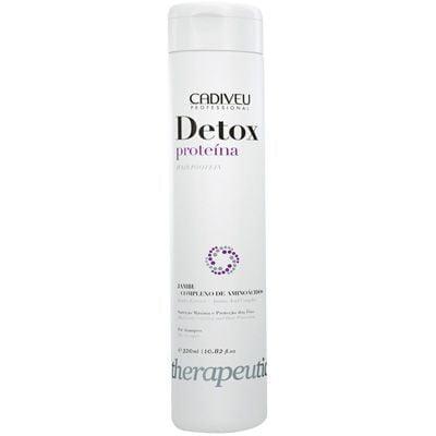 Detox Proteína - Pré-Shampoo 320 ml - Cadiveu