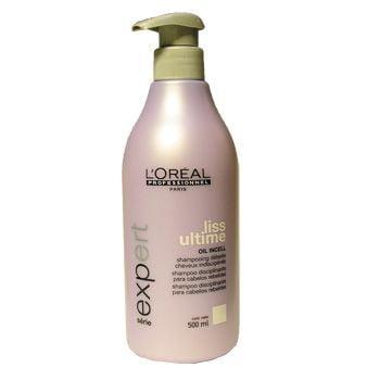 liss ultime - shampoo - 500ml - l`oréal