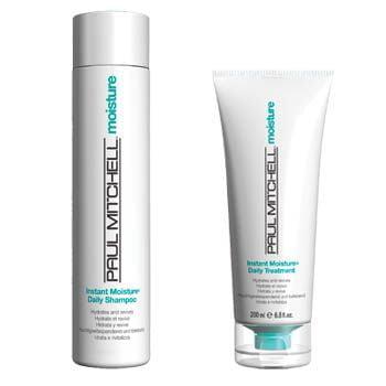 dupla moisture - shampoo e tratamento - paul mitchell