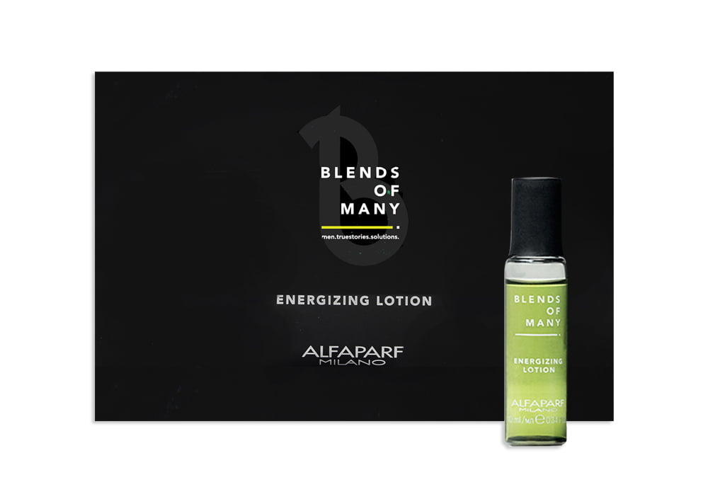 Blends Of Many Energizing Lotion 12x10ml - Alfaparf