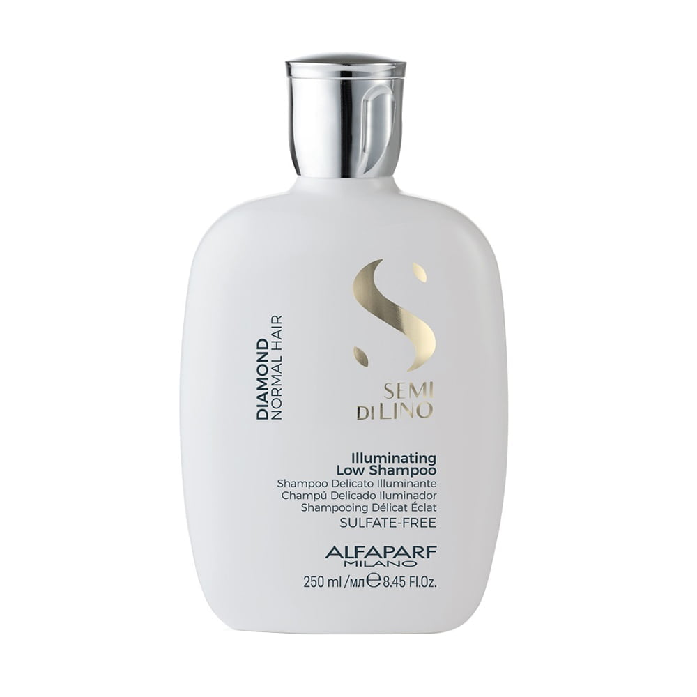 Semi Di Lino - Illuminating Low Shampoo 250ml - Alfaparf