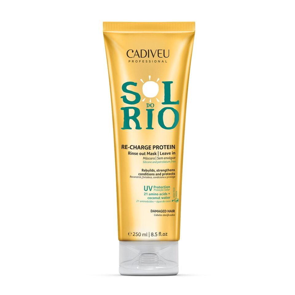 Sol do Rio Re-Charge Protein 250ml - Cadiveu