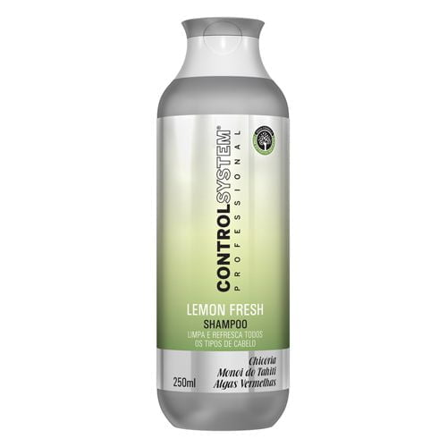 Lemon Fresh Shampoo Control System