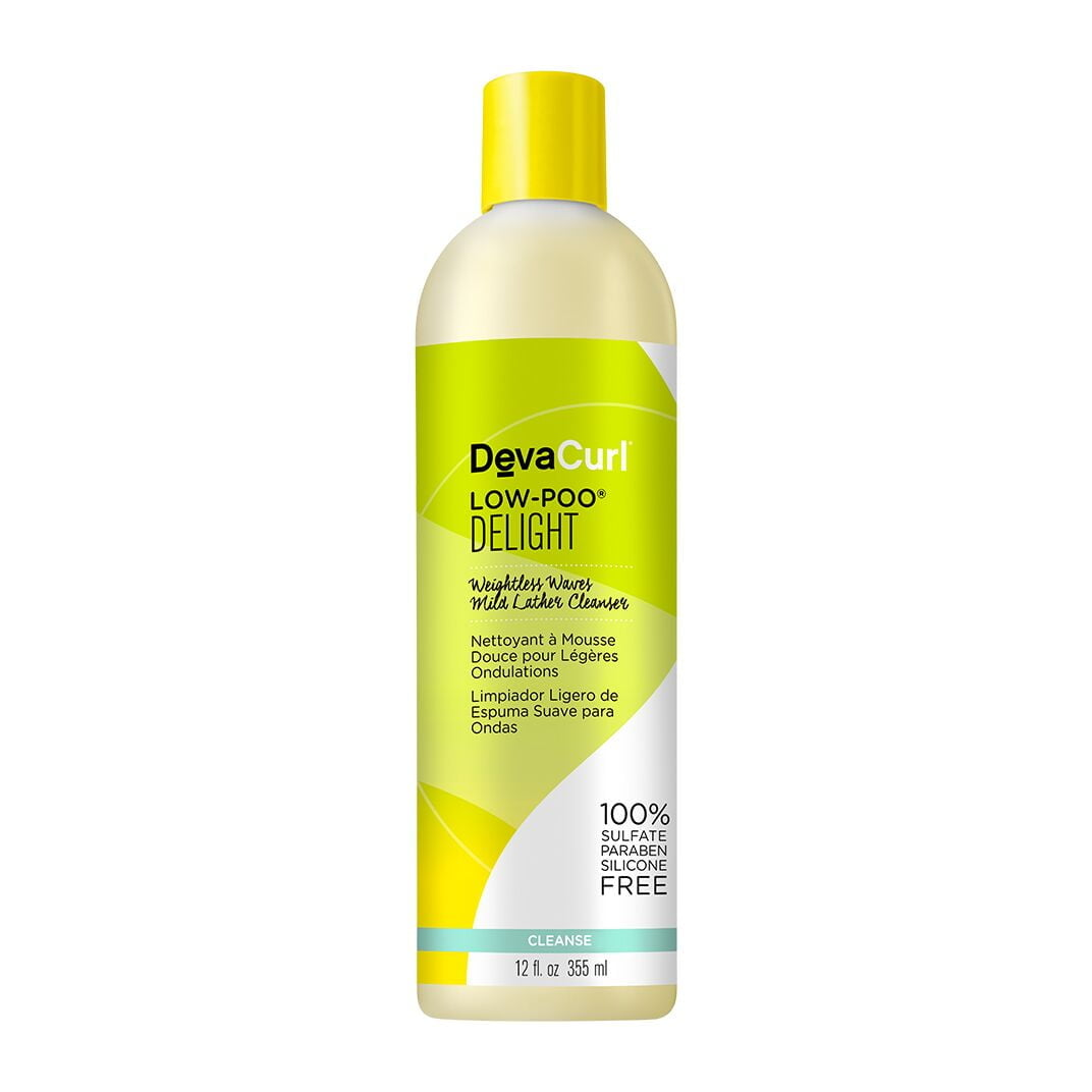 Low-Poo Delight Shampoo 355ml - DevaCurl