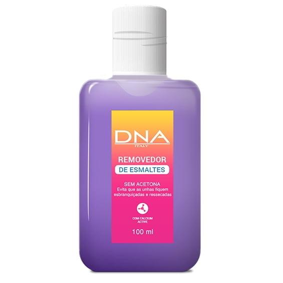 Removedor de Esmalte Sem Acetona 100 ml DNA Italy