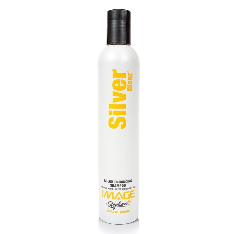 silver clenz - shampoo - image