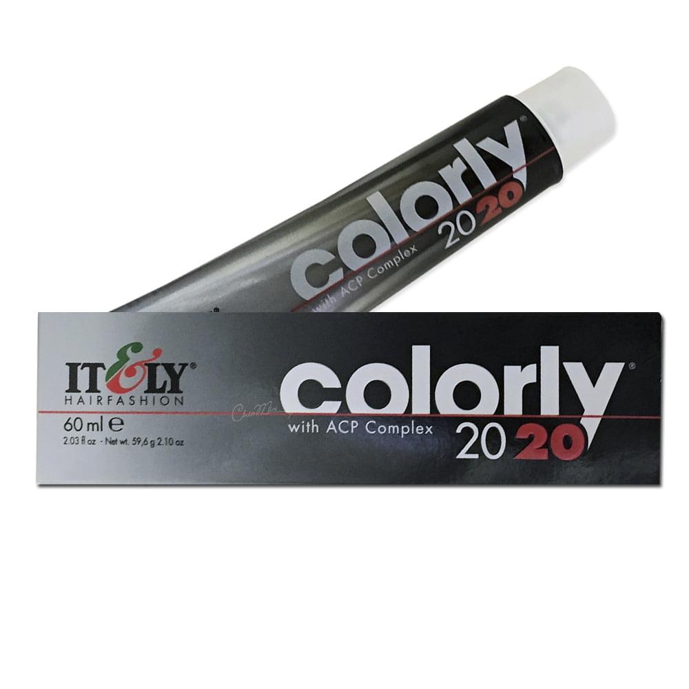 Tintura Itely Colorly 5N - Castanho Claro 60ml - Tinta para Cabelo