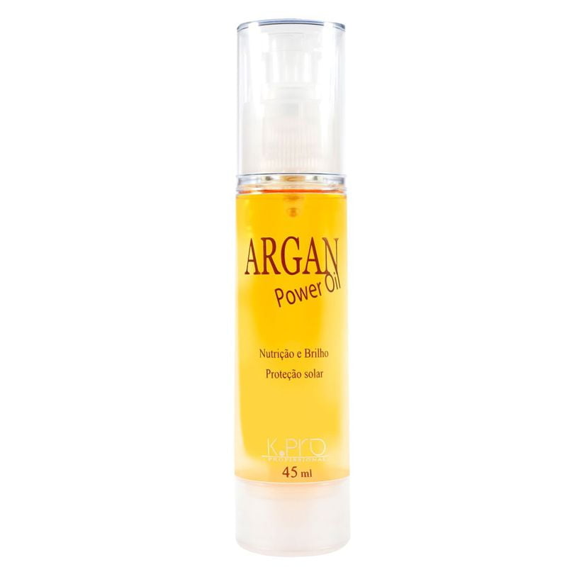 Argan Power Oil - K.Pro