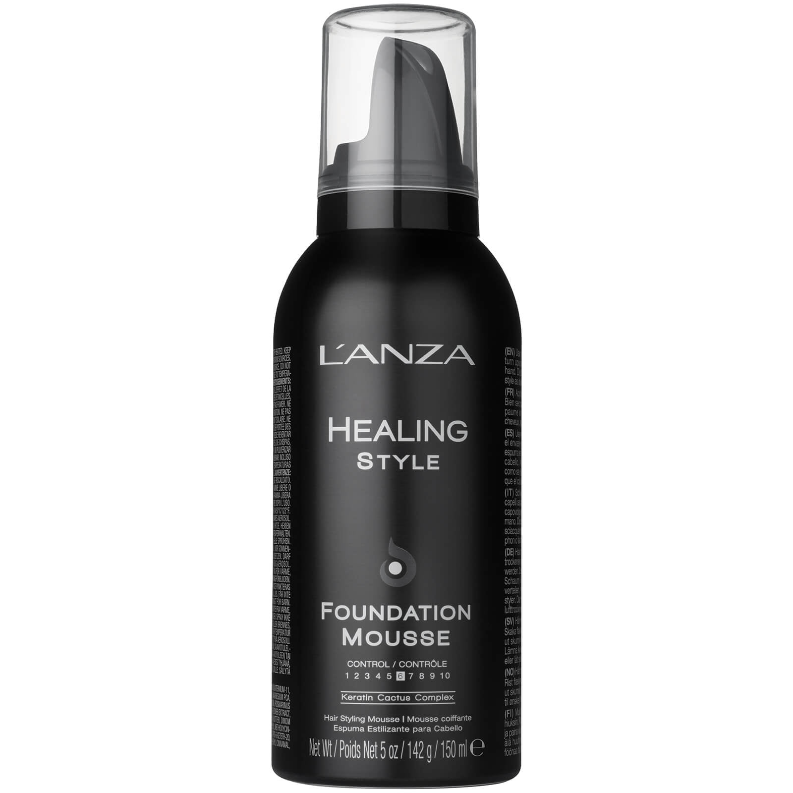 Healing Style Foundation Mousse 150ml - L`ANZA