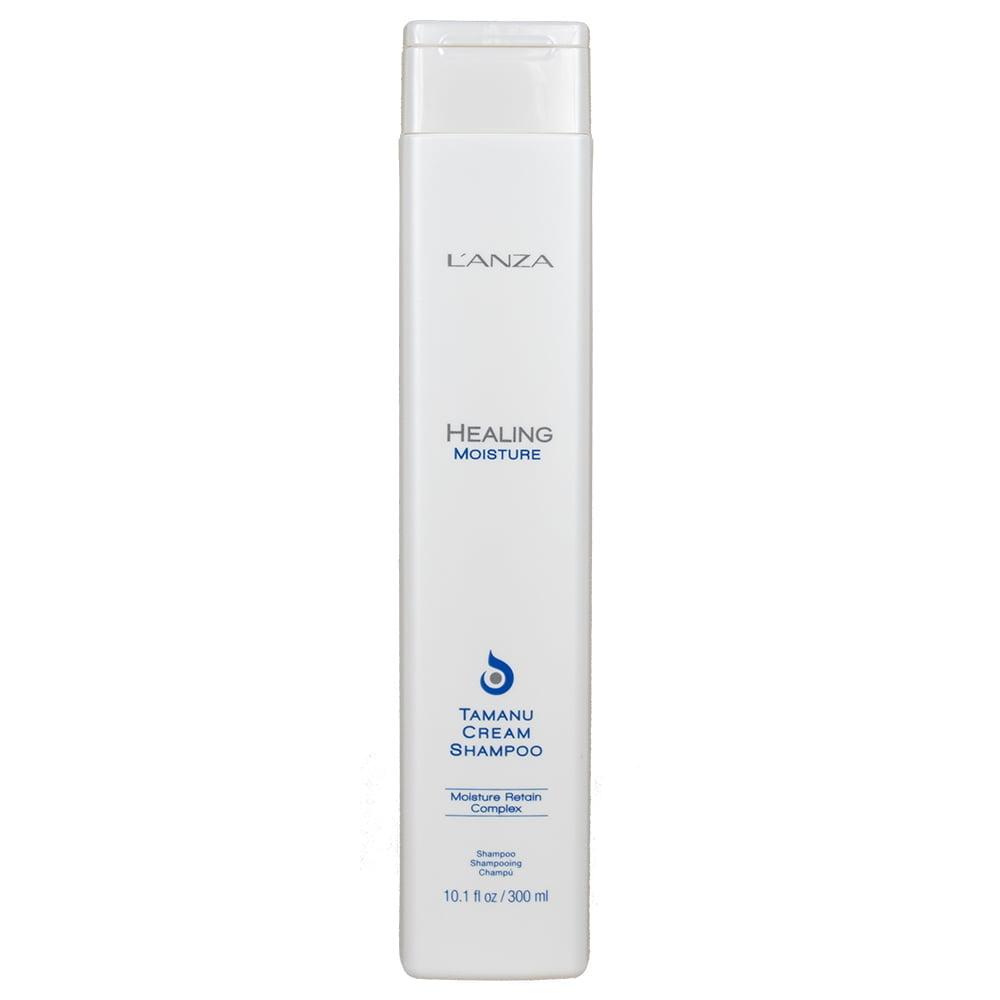 healing moisture tamanu cream shampoo - l`anza