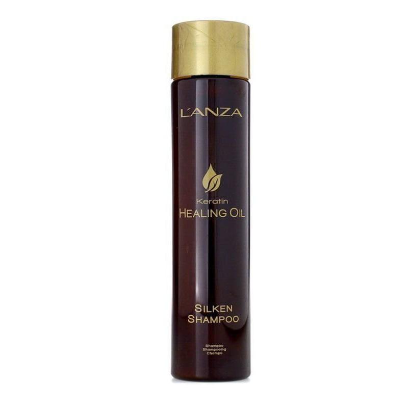 Keratin Healing Oil Shampoo 300 ml - L`anza