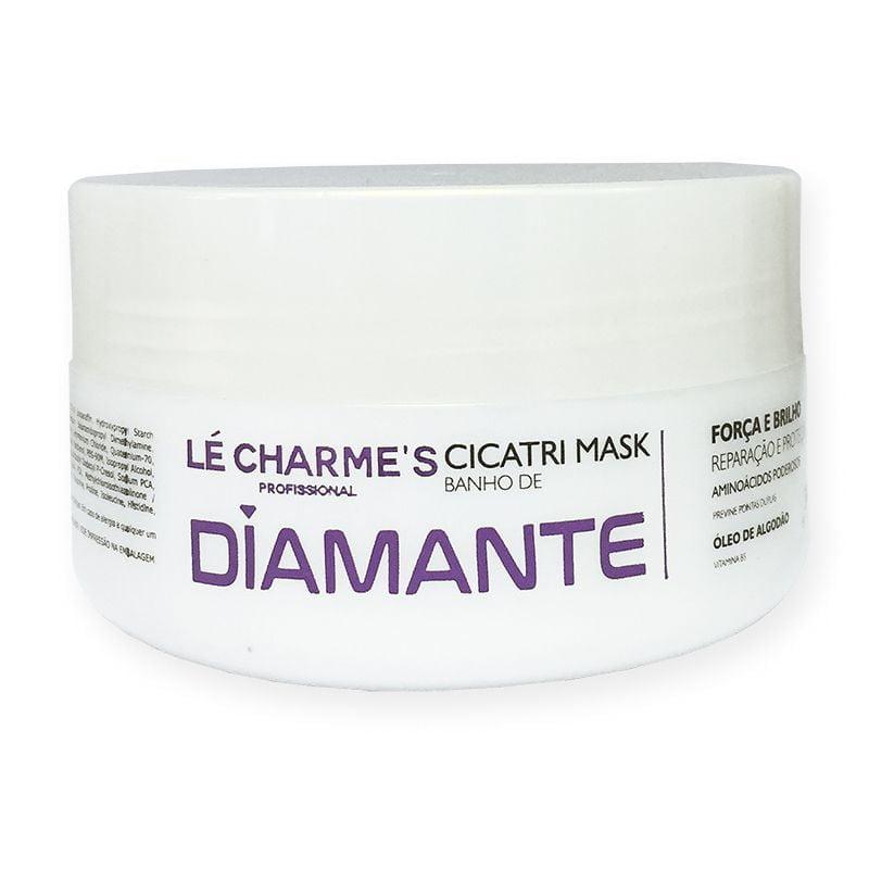Cicatri Mask Banho de Diamante Lé Charme`s