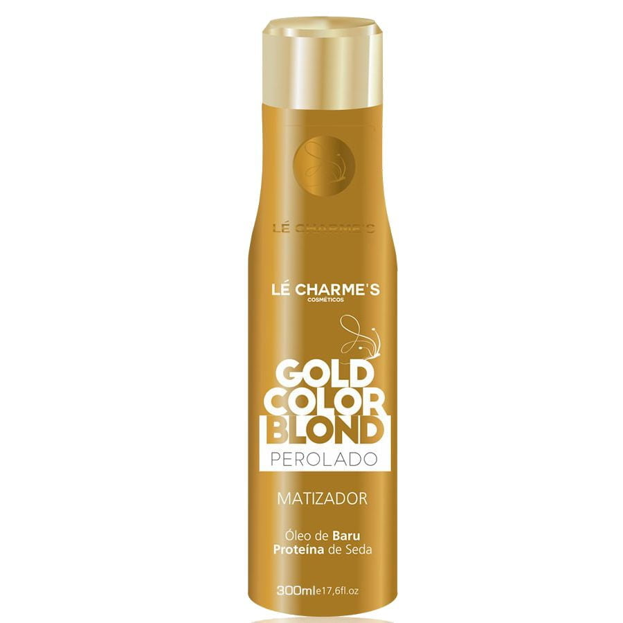 Gold Color Blond Lé Charme`s