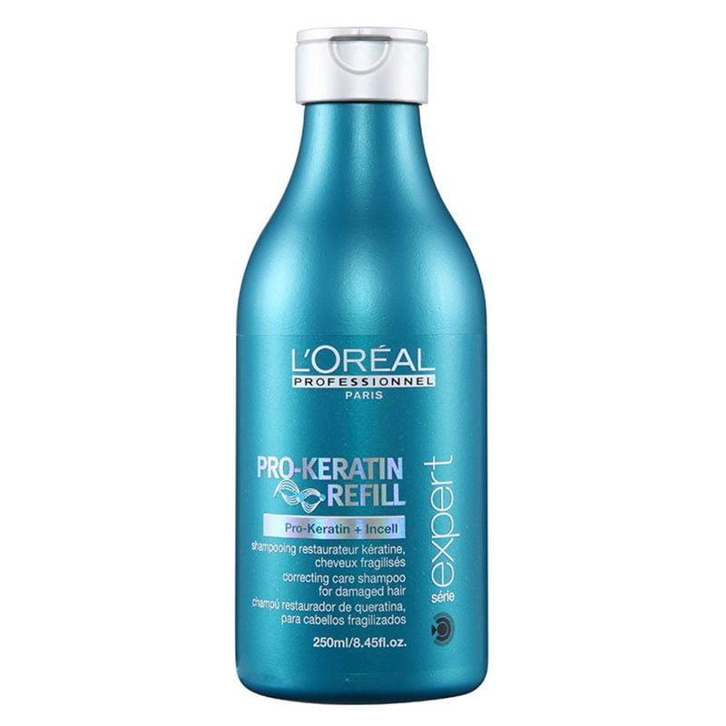 Pro-Keratin Refill - Shampoo 250 ml - L`Oréal