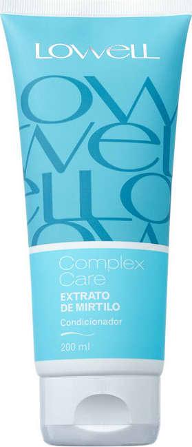 Complex Care Extrato De Mirtilo Condicionador 200ml - Lowell