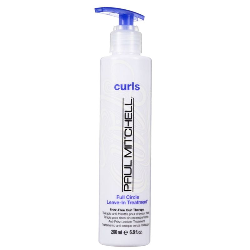 Curls Full Circle Leave-in Treatment 200ml - Paul Mitchell