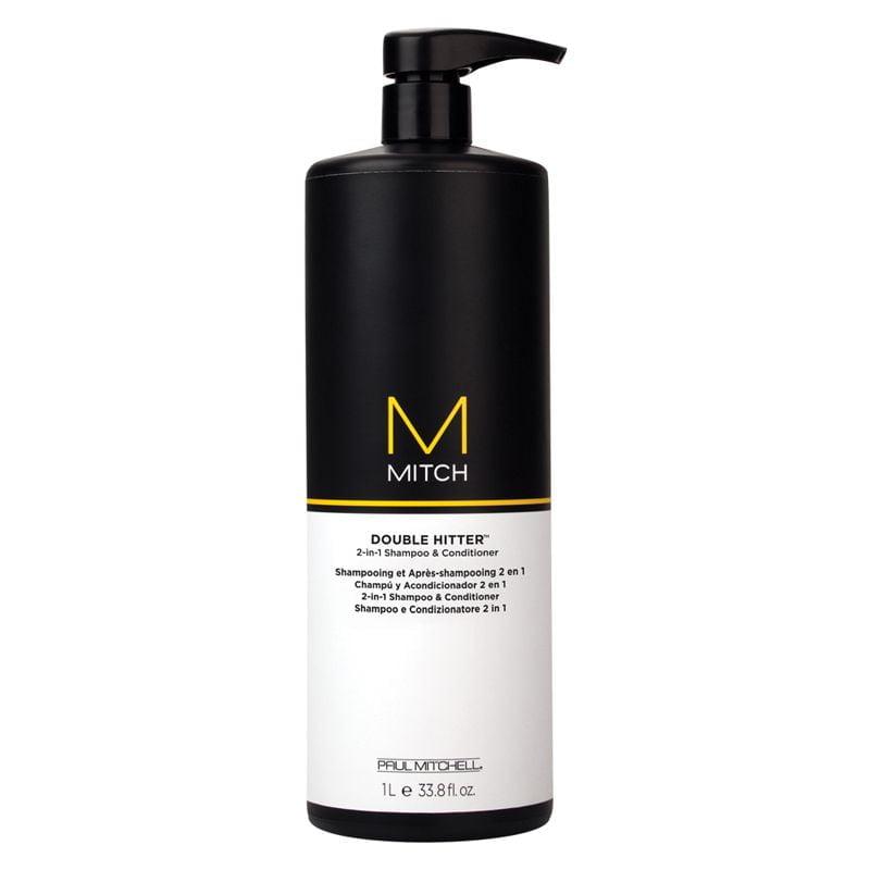 Mitch Double Hitter Shampoo 1 Litro Paul Mitchell