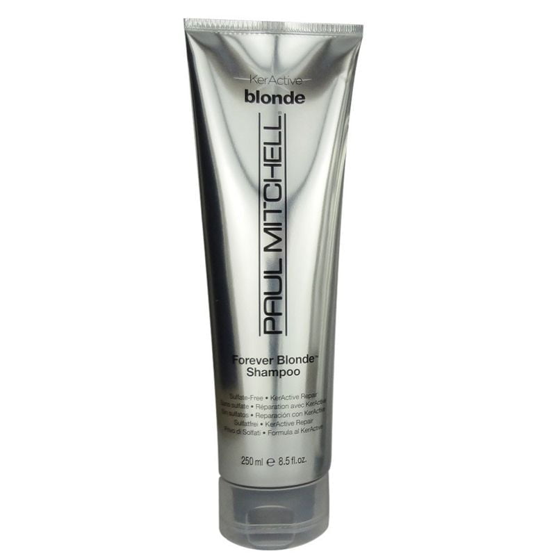 forever blonde shampoo - paul mitchell