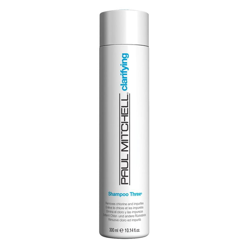 shampoo three - sem sal - paul mitchell