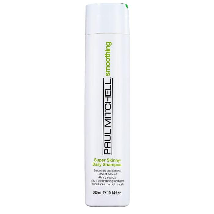 smoothing super skinny daily shampoo - sem sal - paul mitchell