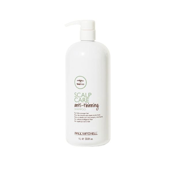 Tea Tree Scalp Anti-Thinning Shampoo 1 Litro Paul Mitchell