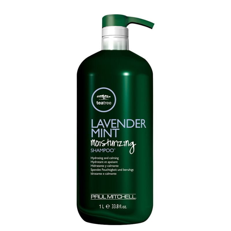 Tea Tree Shampoo Lavender Mint 1 Litro Paul Mitchell