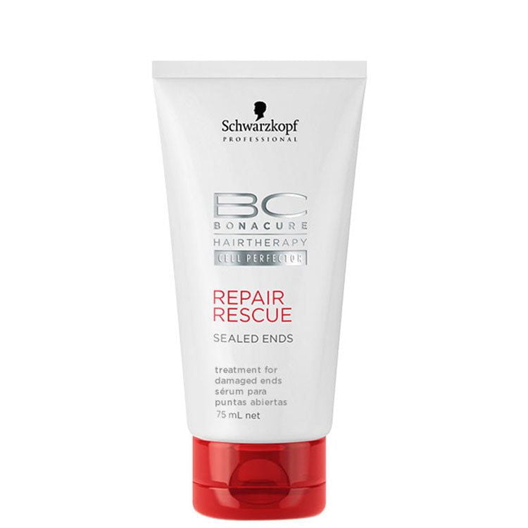 Bonacure Repair Rescue Sealed Ends 75 ml - Schwarzkopf