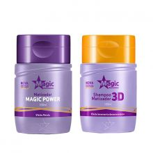 Magic Color Power Kit 2 Produtos 100ml - Magic Color