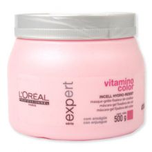 vitamino color - máscara gel fixadora de cor 500 g - l`oréal