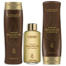 Kit Keratin Healing Oil - L`anza