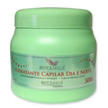 Chá Verde - Hidratante Capilar dia e noite - Botânica