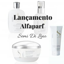 Semi Di Lino - Illuminating Mask 200ml - Alfaparf