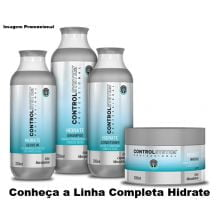 Hidrate iShampoo 250ml - Control System