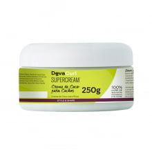 SuperCream Creme de Coco para Cachos 250g - DevaCurl