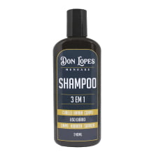 Shampoo 3 em 1 - 240ml - Don Lopes