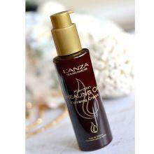 Keratin Healing Oil Combing Cream 140ml - L`anza
