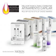 Nioxin System 6 Trial Hair - 3 produtos - Nioxin
