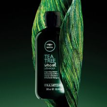 tea tree special shampoo - sem sal - paul mitchell