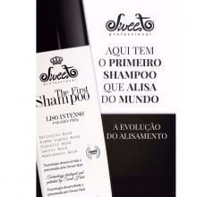 The First Shampoo Alisante 980ml Sweet Hair
