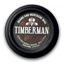 Cera Para Barba e Bigode Extra Forte - Timberman