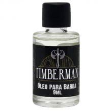 Óleo para Barba 9ml - Timberman