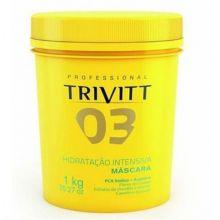 Máscara Hidratação Intensa 03 - 1Kg - Trivitt