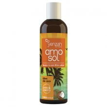Amo Sol Creme Leave-in 240ml - Yenzah