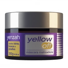 Yellow Off - Máscara Matizadora 300gr - Yenzah
