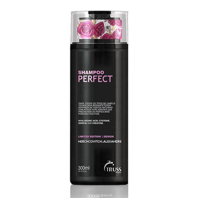 Perfect Shampoo Alexandre Herchcovitch 300ml - Truss