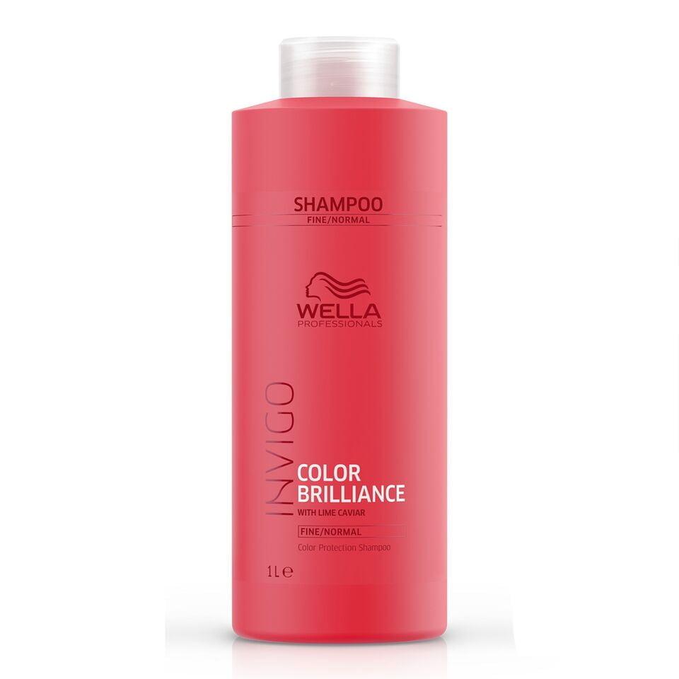 Invigo Color Brilliance Shampoo 1000 ml - Wella