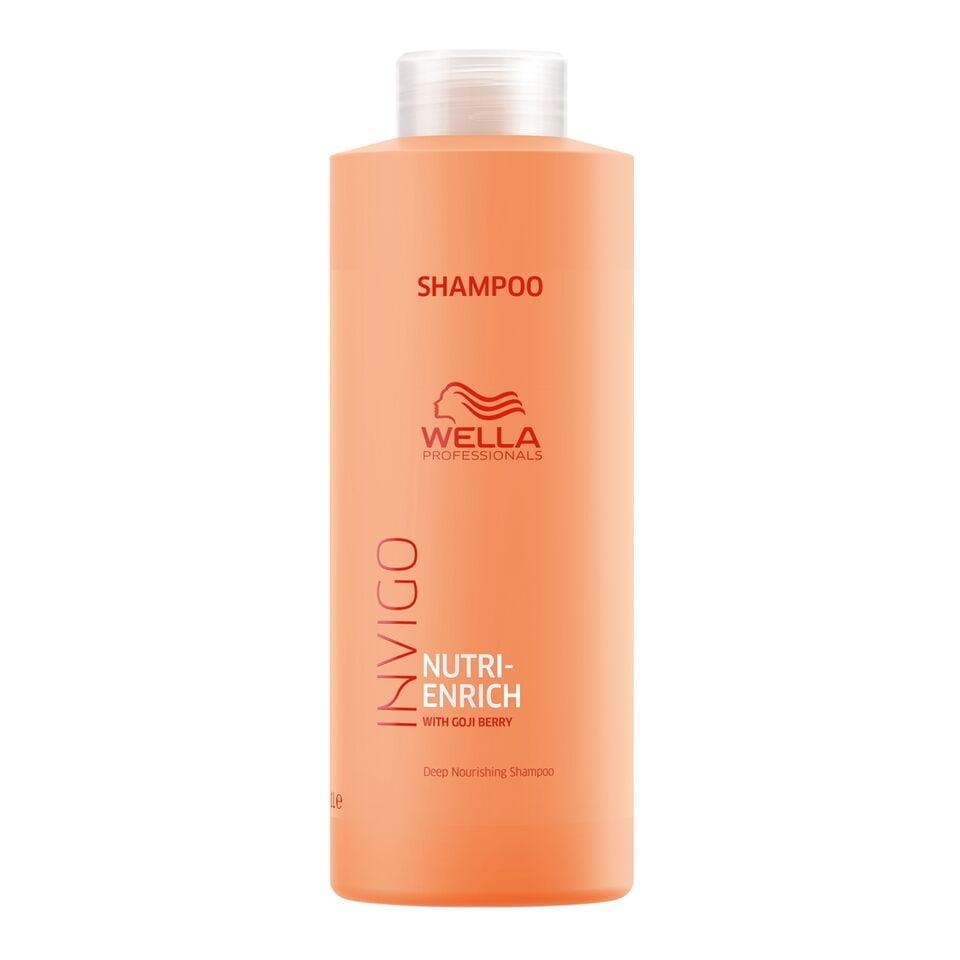 Invigo - Nutri Enrich Shampoo 1000ml - Wella