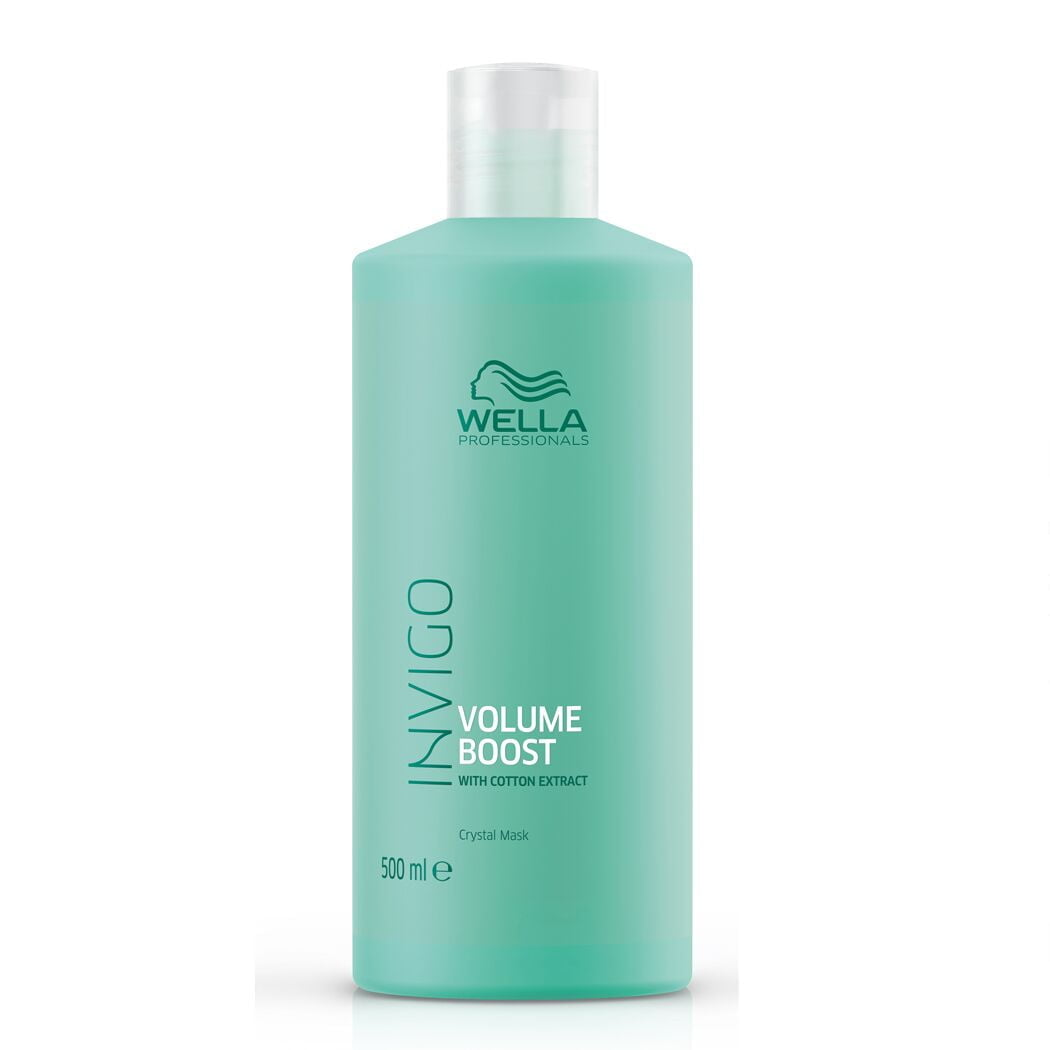 Invigo - Volume Boost Máscara Cristalina 500ml - Wella